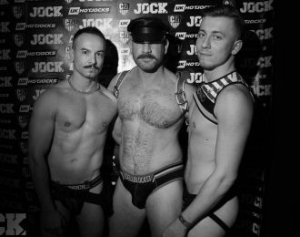 Fetish gay party